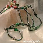This Lampwork 3m long chain of Neus shop enlarge a closer look