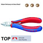 77 42 115 Knipex Diagonal Cutters pointed red by Neus shop closer look Enlarge