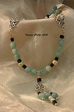 This Chain turquoise of Neus shop enlarge a closer look